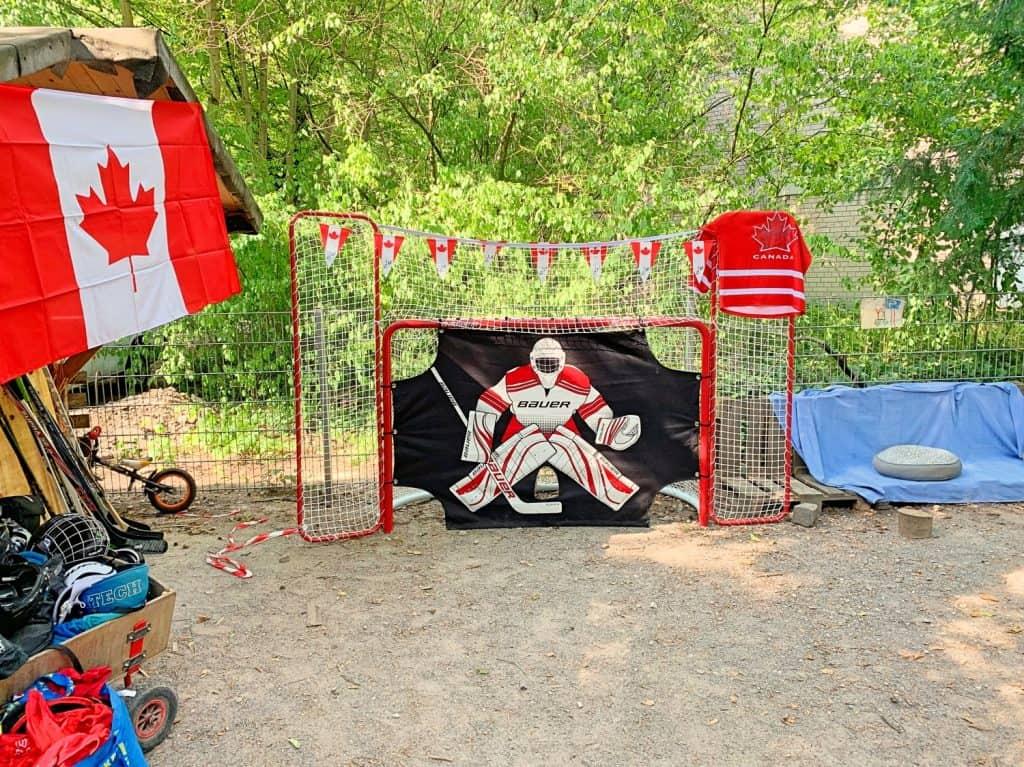 Station Eishockey